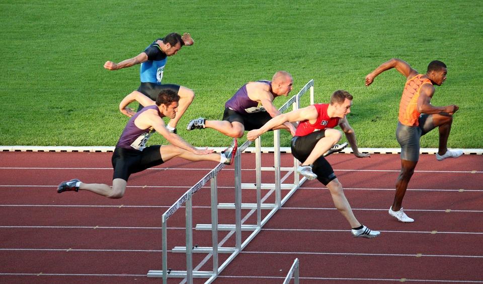 Olimpiade Victoria - Gara di atletica