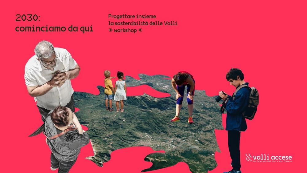 Valli accese - Invito Al Workshop 27198 con locandina