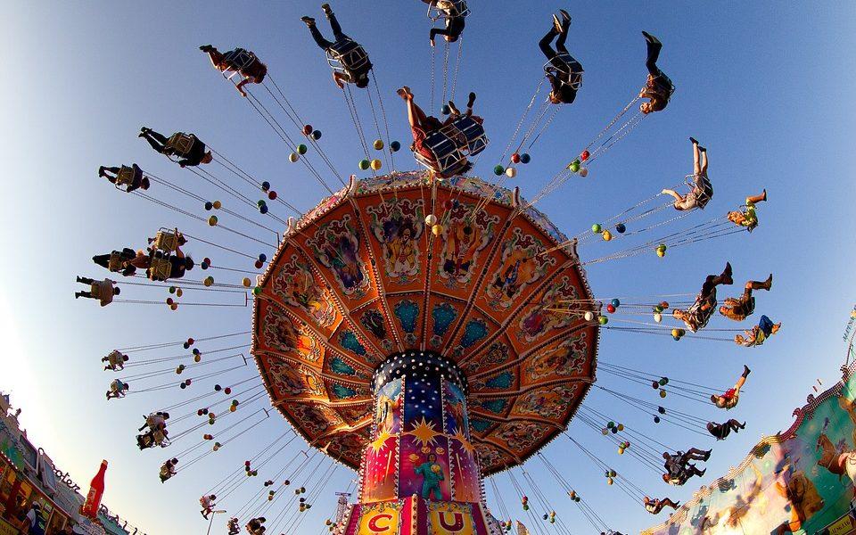 Arena Matusa Festival - Grande giostra in azione