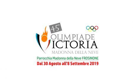 olimpiade Victoria - logo dell'Olimpiade