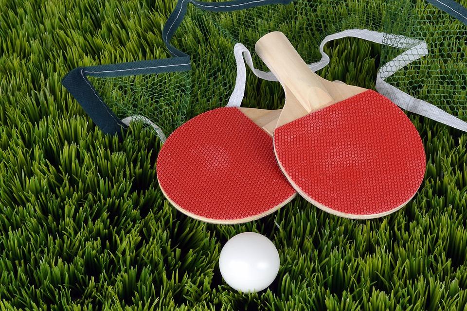 Olimpiade victoria - Tennis Tavolo