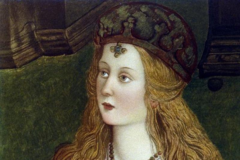 Lucrezia Borgia - immagine di Lucrezia Borgia nel periodo romano
