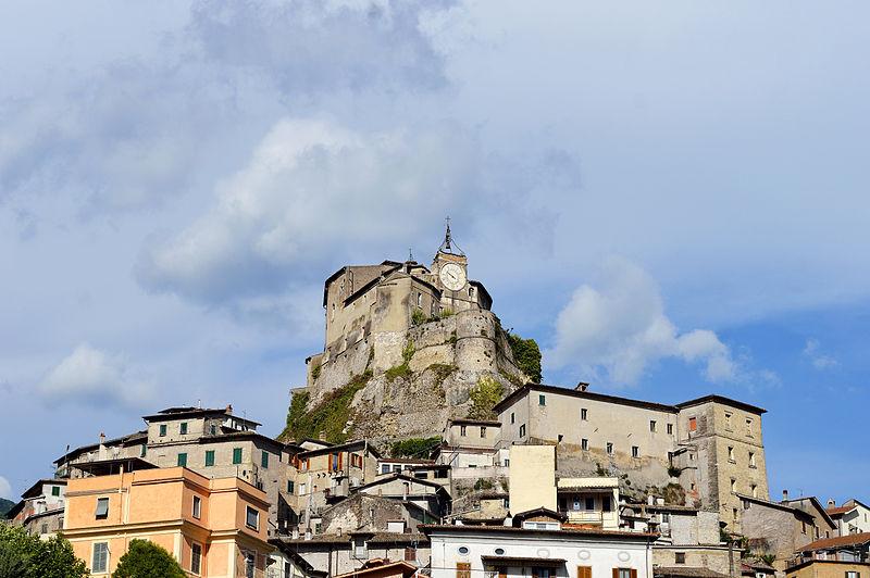 Lucrezia Borgia - Rocca dei Borgia