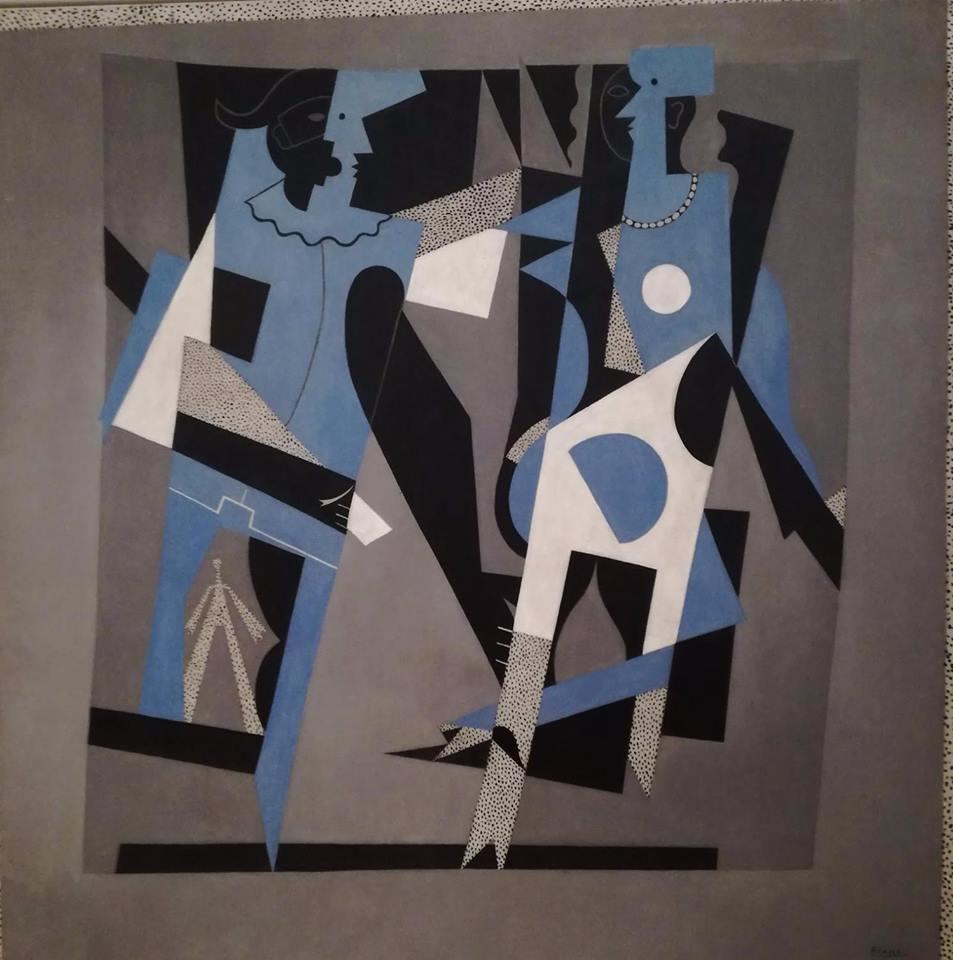 L'Italienne di Picasso - Ciocie