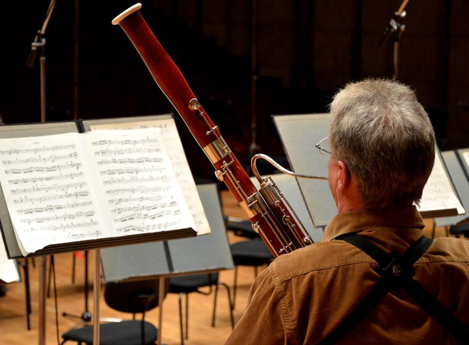 Refice wind symphony - Fagotto
