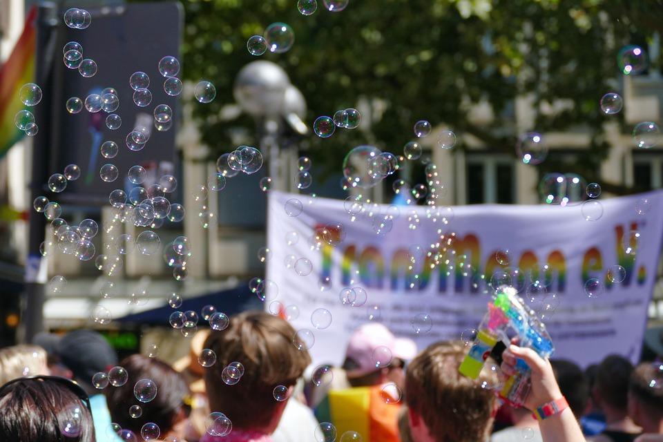 Lazio Pride - manifestazione del Gay Pride