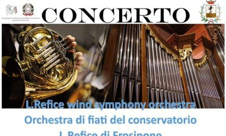 Refice wind symphony - Locandine Refice