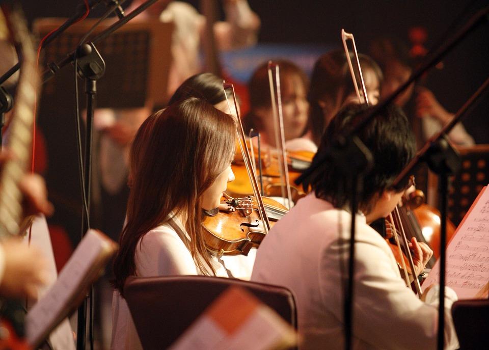 il festival dei conservatori - Musicisti al lavoro