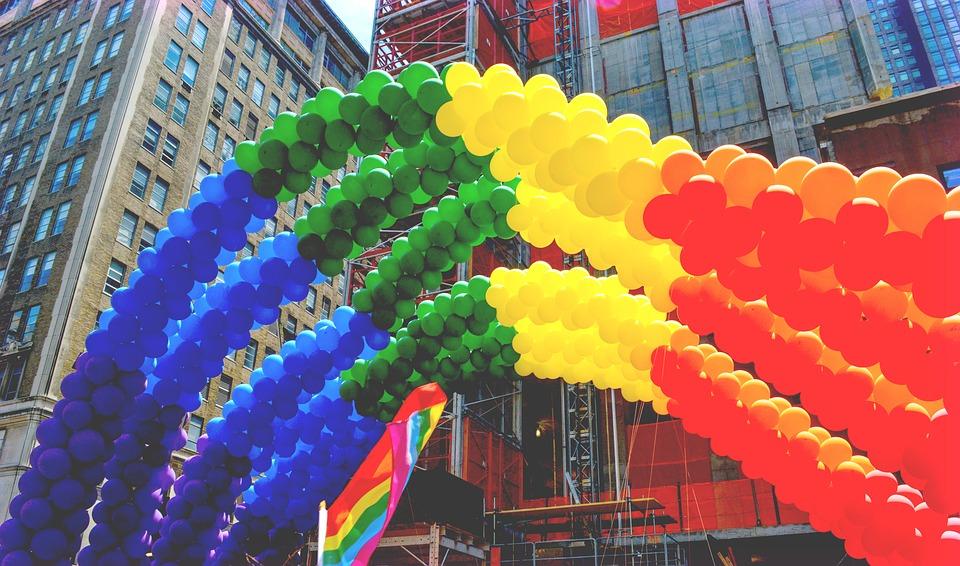 Lazio Pride - Palloncini