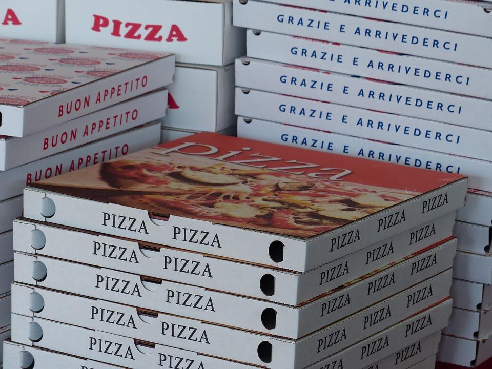 Refice wind symphony - Pizza