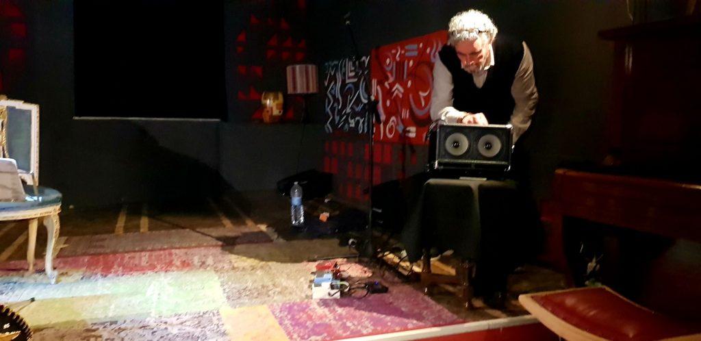 spazio arte - il fondatore rigenesi