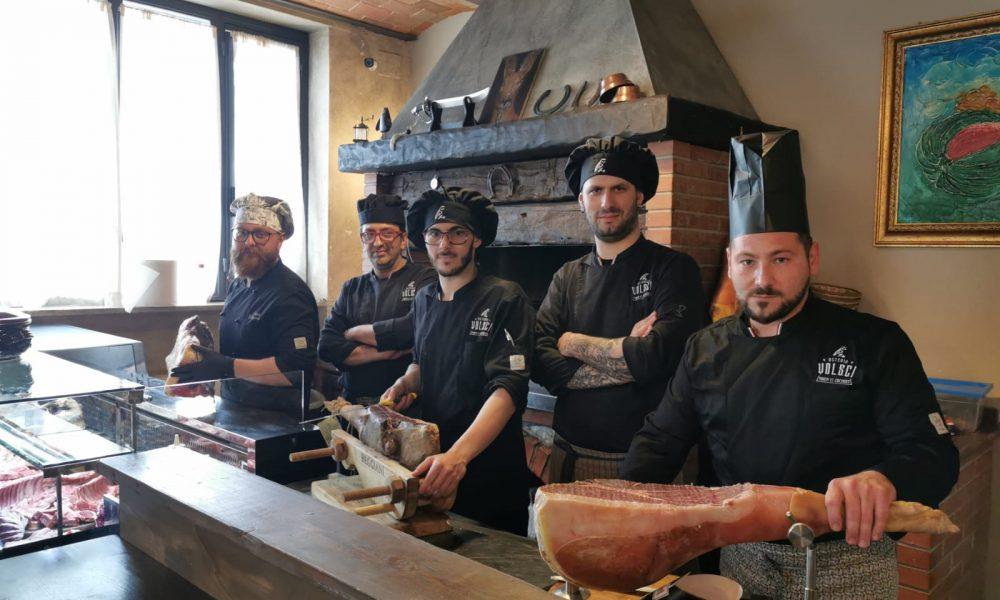 Osteria Volsci - Staff Osteria Volsci