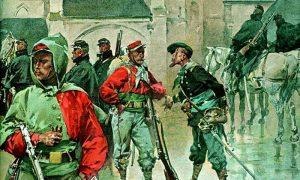 Risorgimento Ciociaro - immagine di Garibaldini