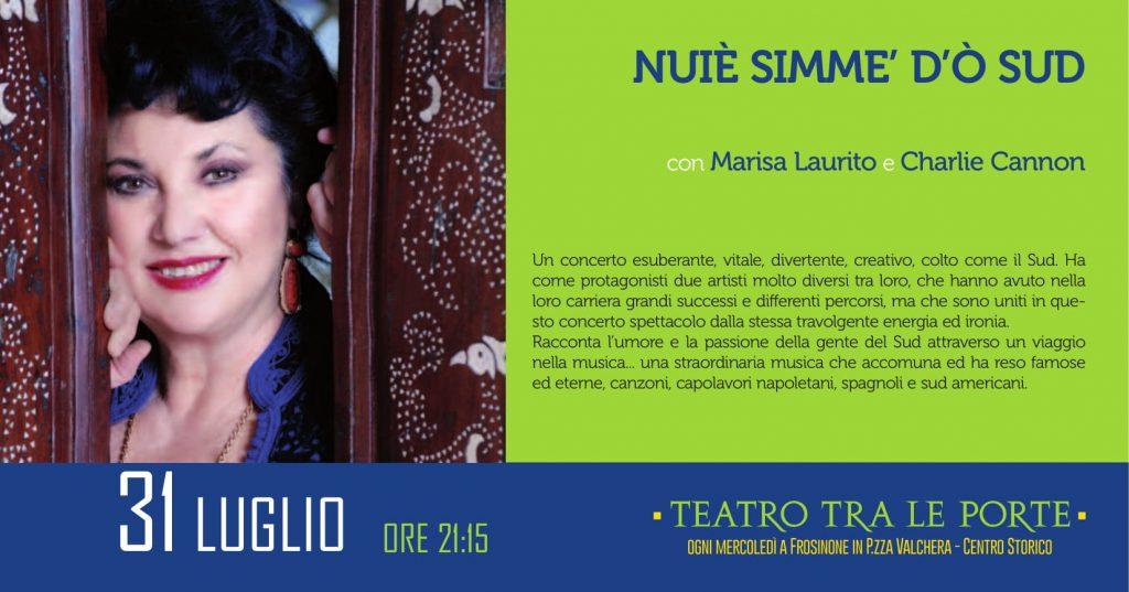 Teatro tra le porte - rappresentazione a Frosinone
