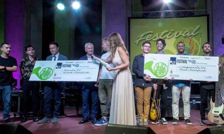 Festival dei conservatori a Frosinone - la premiazione