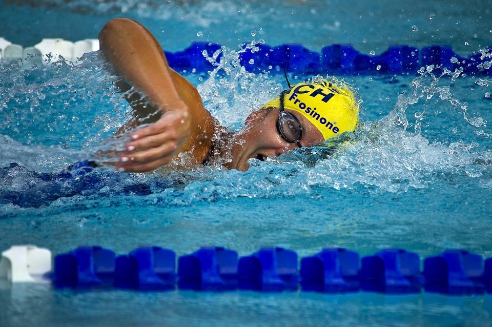Palestre comunali a Frosinone - Nuotatore