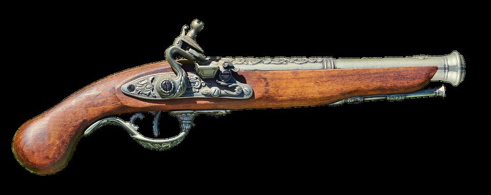 Le brigantesse - Pistola maneggevole