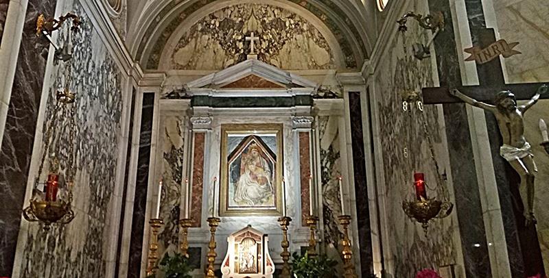 San Gerardo - il quadro
