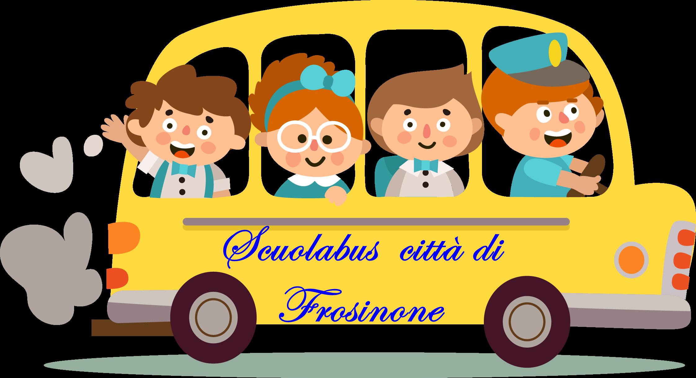 asili nido a Frosinone - Scuolabus