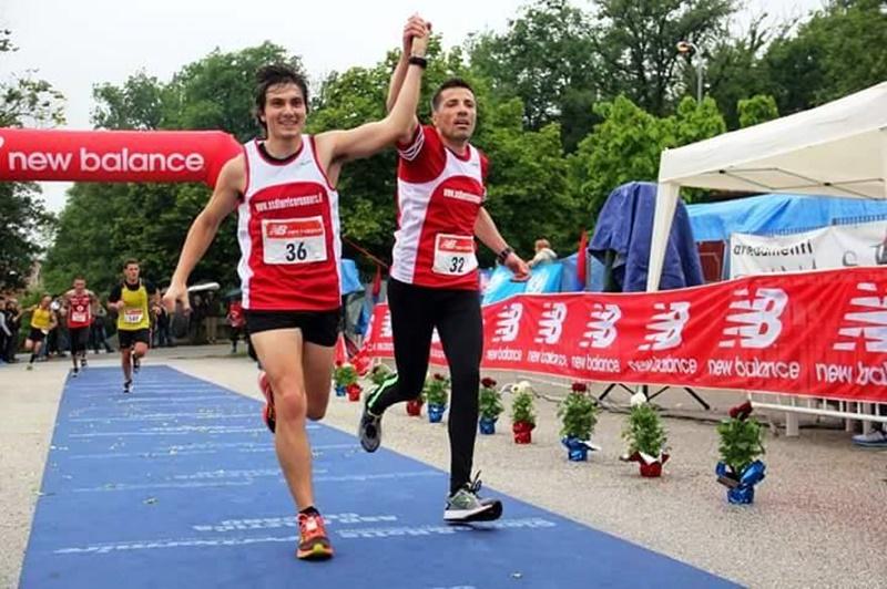 ADS Torrice Runners - un momento di esultanza