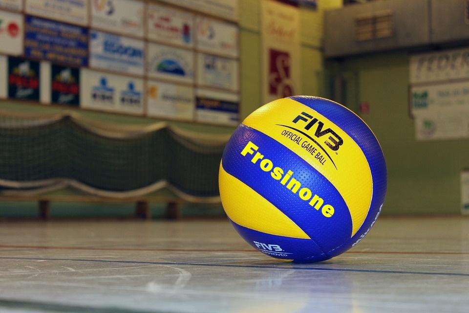 Palestre comunali a Frosinone - pallone da Volley