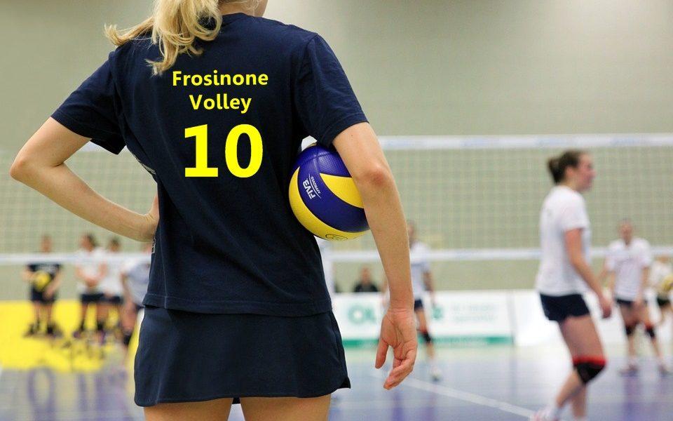 Palestre comunali a Frosinone - partita di Volley