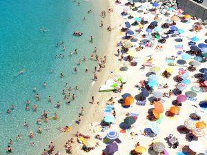 Ferragosto in Ciociaria - Agosto in spiaggia