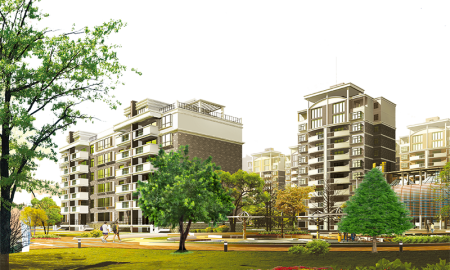 rigenerazione urbana - Zona Residenziale