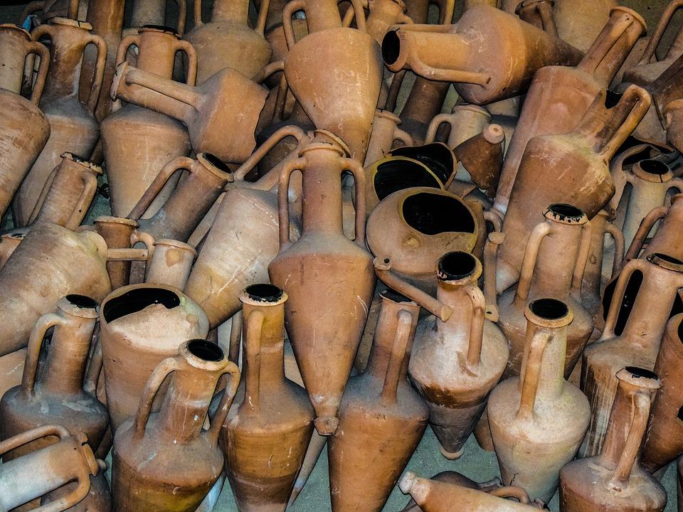 il museo archeologico di Frosinone - Anfore