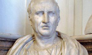 Marco Tullio Cicerone - busto