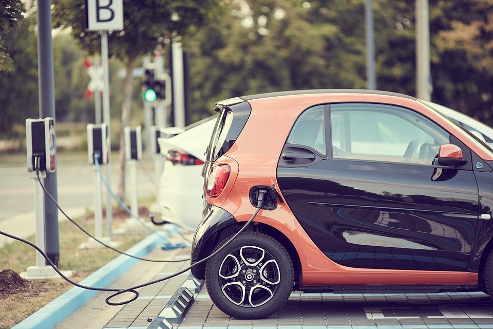 Domeniche ecologiche a Frosinone - auto elettrica
