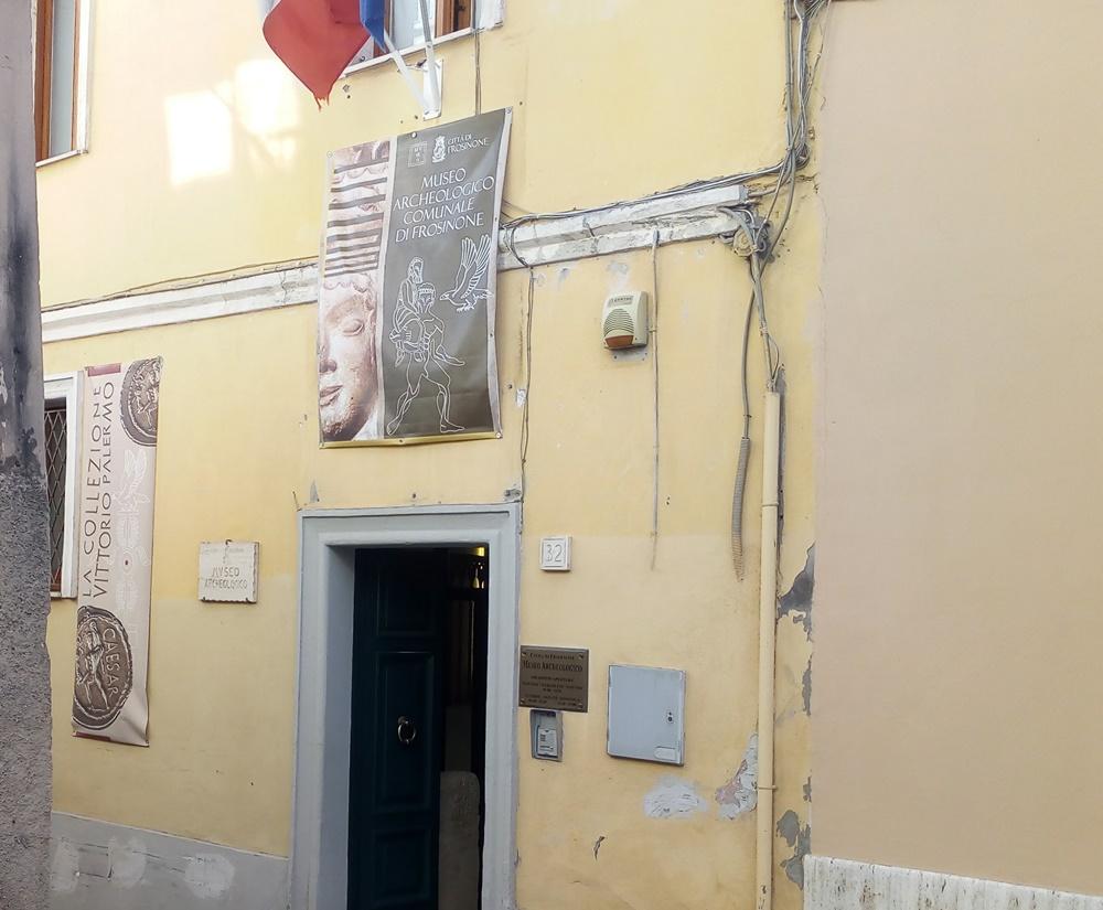 il museo archeologico di Frosinone - museo
