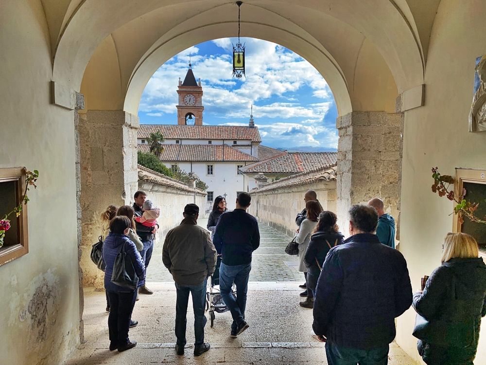 guide Cicierone - Passaggio Pedonale