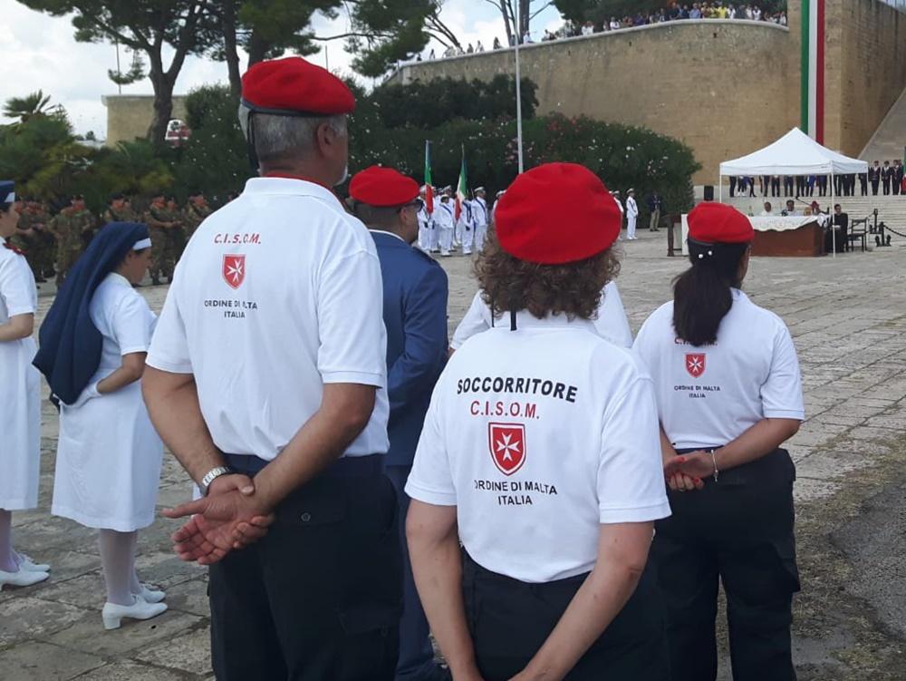 Ordine di Malta - Volontari