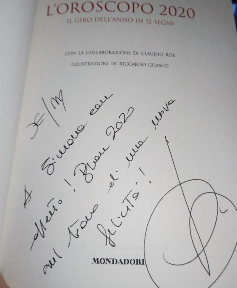 Simon & the stars - autografo di Simon