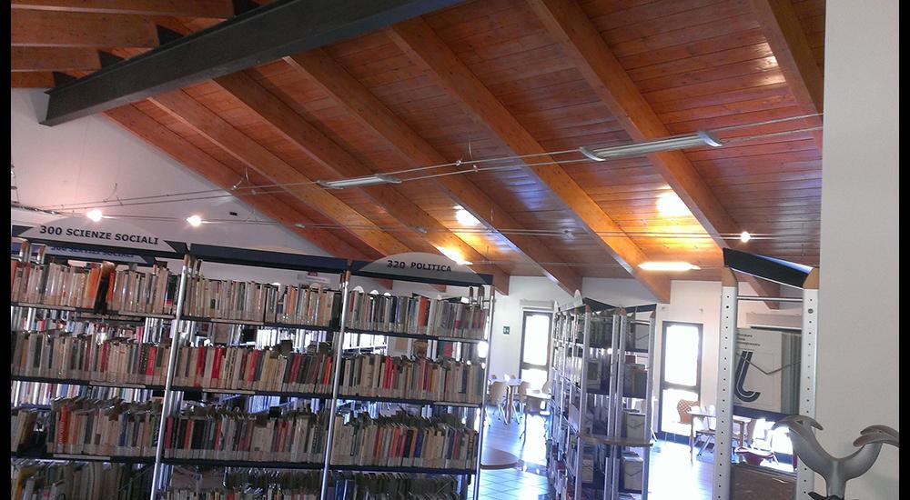 cultura in movimento - Biblioteca 1