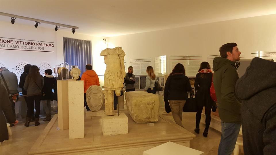 cultura in movimento - Museo Archeologico di Frosinone