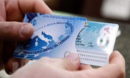 documento elettronico - carta d'identità elettronica