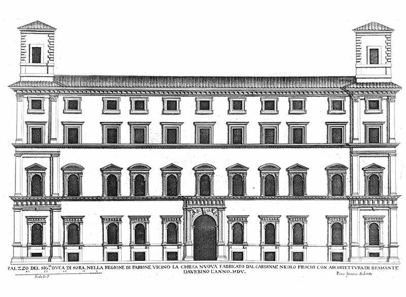 Palazzo Sora A Roma