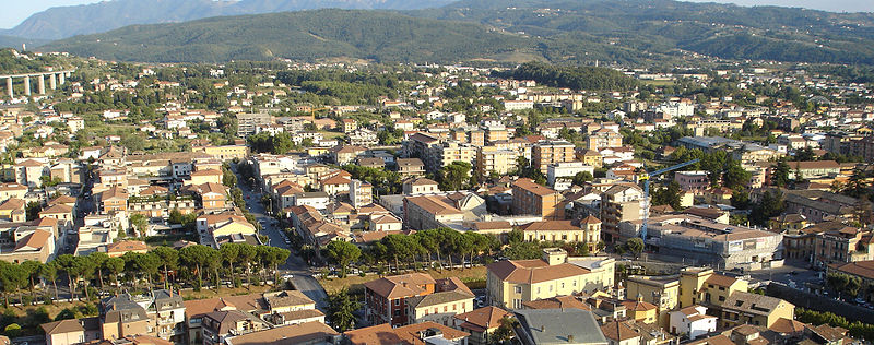 Vittorio De Sica - città di Sora