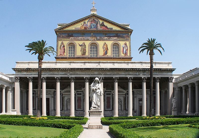 Vittorio De Sica - Basilica Di San Paolo
