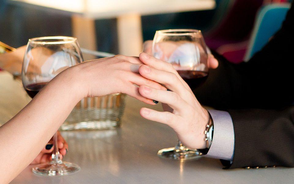 i fidanzati ciociari - Fidanzatini a tavola
