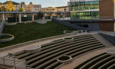 Tecnogym al Parco Matusa - Anfiteatro Cittadino da realizzare