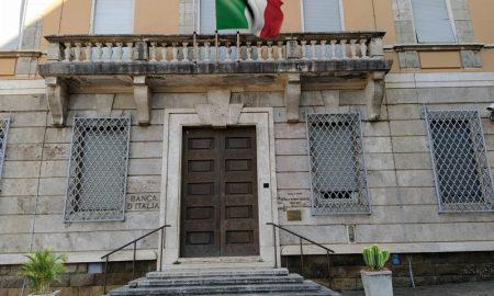 il comune - l'edificio della Banca d'Italia