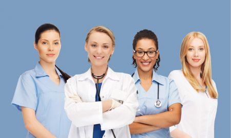 Coronavirus - equipe di medici
