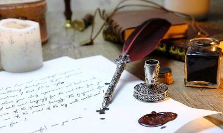 premio di poesia AARS - Macchia Di Inchiostro su carta