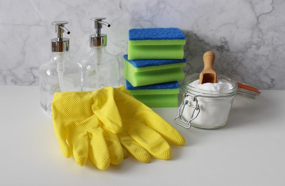 Disinfettante fatto in casa - Bicarbonato per igienizzare