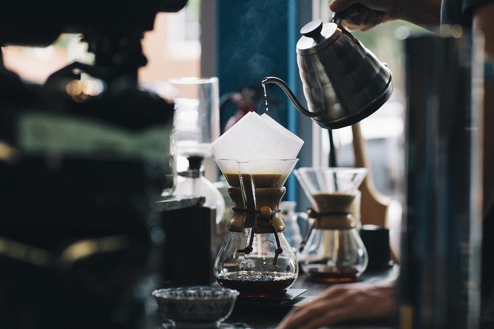 liquori fatti in casa - Caffè Filtrato per liquore