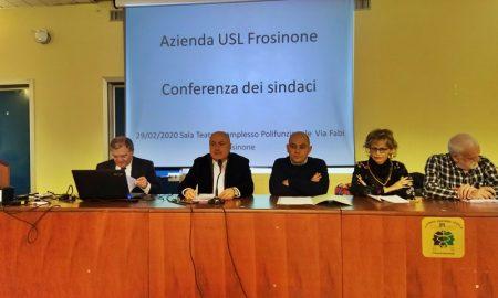 Conferenza sanitaria dei sindaci - immagine della Conferenza