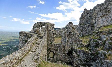 Castello di Sora - Fortificazione arroccata